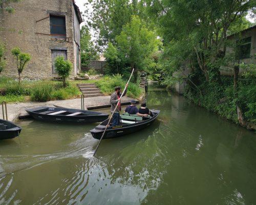 Balades guidées dans le Marais Poitevin